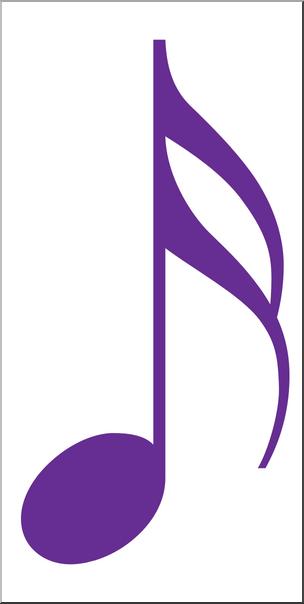 Color clipart music Notation: abcteach Music Notation: Sixteenth