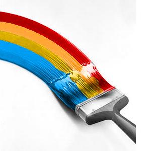 Color clipart paintbrush Clipart Panda Paint Brush Clipart