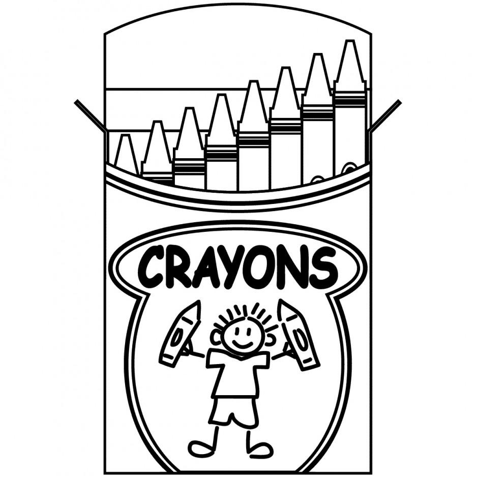 Crayon clipart color crayon Art Crayon clipart line Art