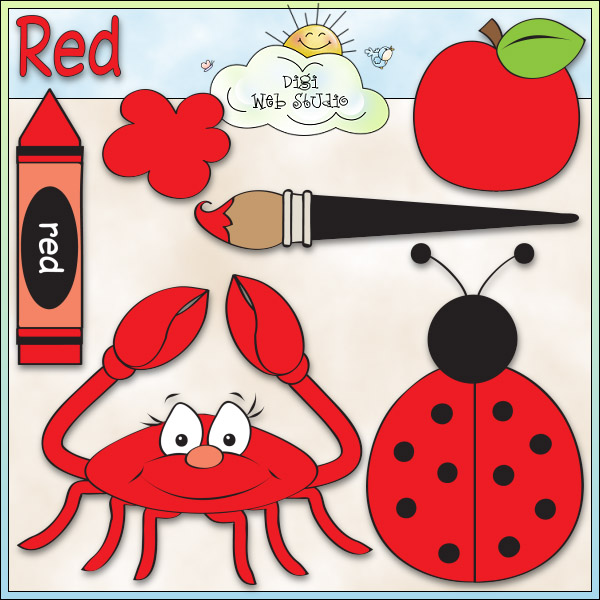 Crayon clipart preschool learning Learning Digi 1 The Trina