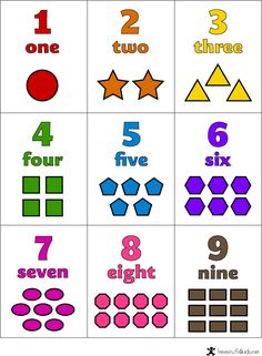 Crayon clipart preschool learning Site of Colors Numbers Collection