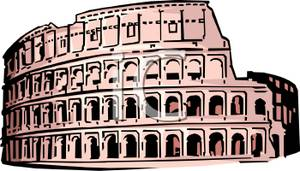 Colosseum clipart italian food The Coliseum In Clipart Coliseum