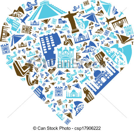 Colosseum clipart greece Wonders the of in Pivot