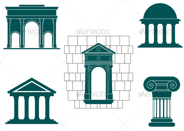 Structure clipart building design Building logo of of buildings