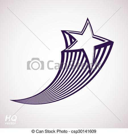 Comet clipart comet tail Clipart Graphical comet Vector csp30141609