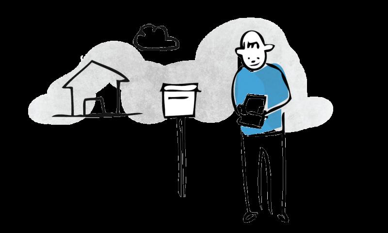 Comfort clipart customer relationship Relationships Liveworkstudio human as Treating