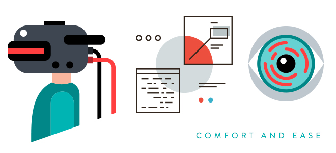 Comfort clipart experience Reality the & Illustration UX