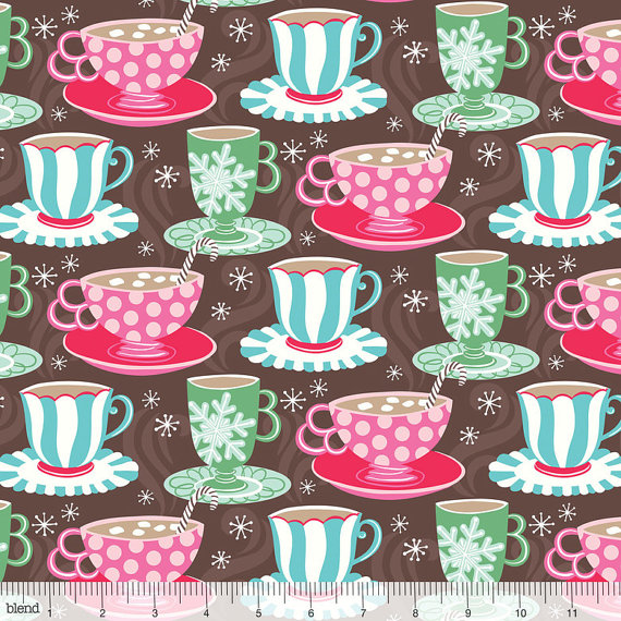 Comfort clipart hot cocoa Full Yard Half on Brown