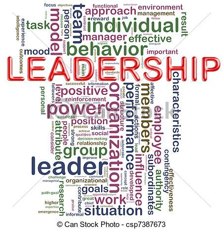 Comfort clipart leadership skill Leadership leadership result best drawing
