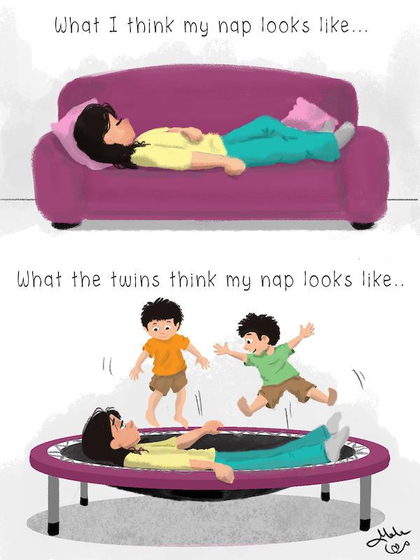 Comfort clipart naptime Khatib :: mahakhatib193922 Twins Twins