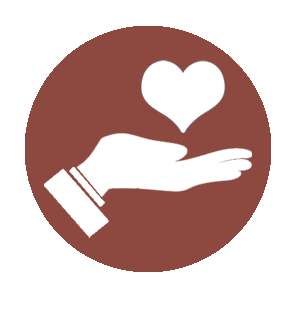 Comfort clipart solace Circle Somerset icon Dignity volunteer