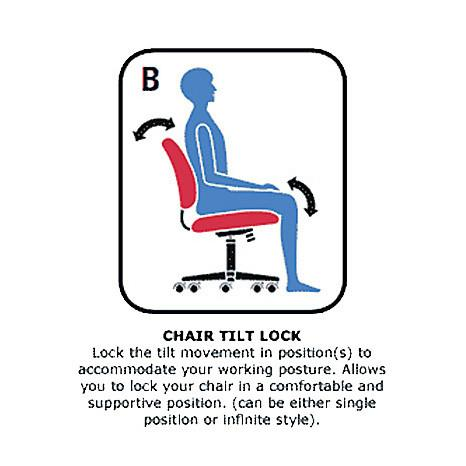 Comfort clipart supportive Function  Task Comfort Back
