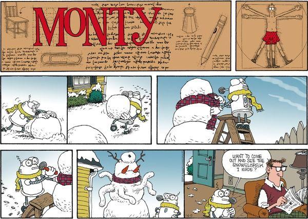 Comic clipart graphic novel NovelsSnowmanIce #Snow images goons 64