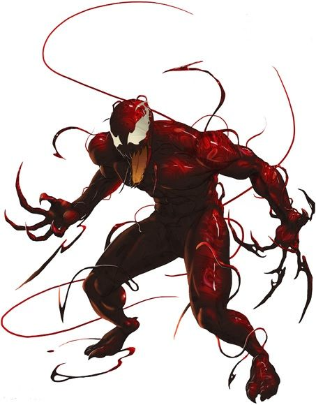 Comic clipart marvel character #Carnage HERO CharactersMarvel best CLIP