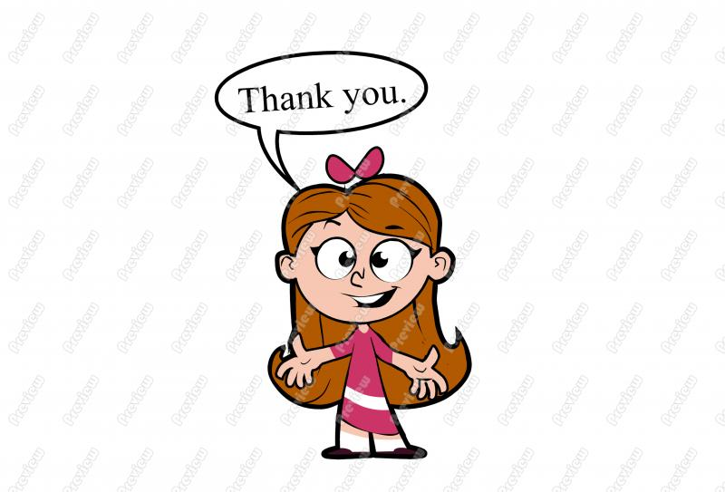 Comic clipart thank you Jpg You Clip (800×543) (800×543)