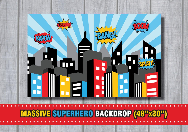 Building clipart comic book Clipart superhero Cliparts Clip Free