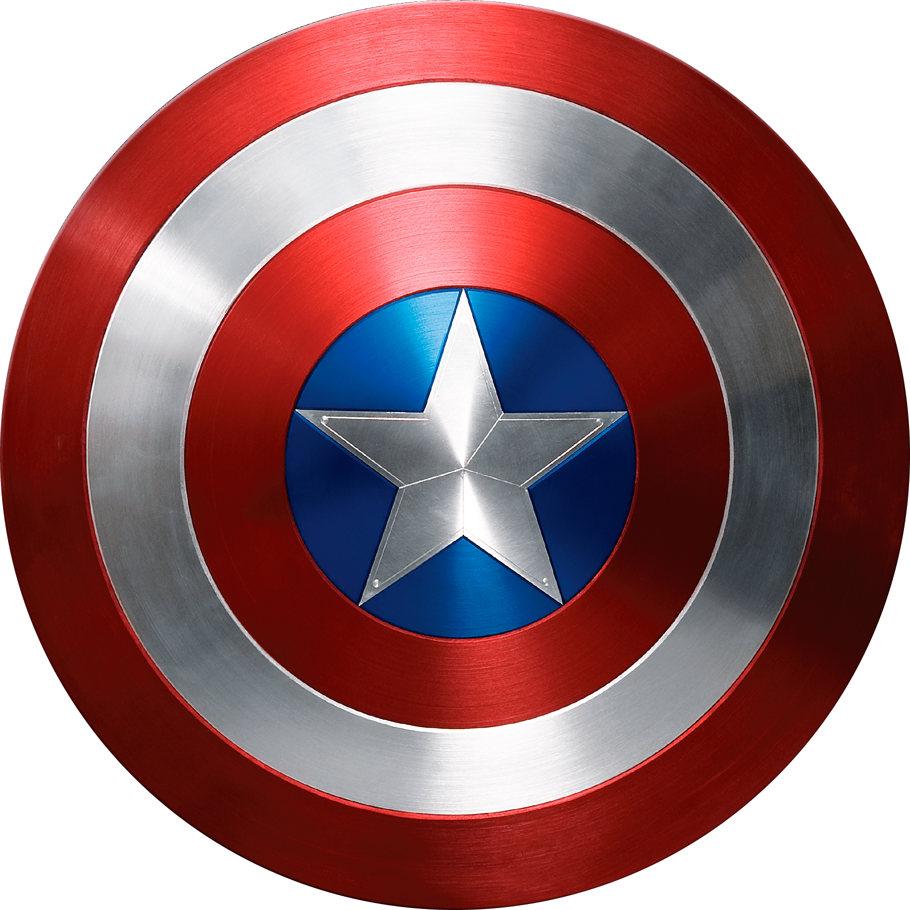 Shield clipart abstract America Shield Captain StickPNG transparent