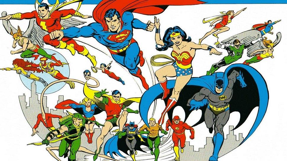 Comics clipart dc comic Classic Artwork Guide Comics Comics