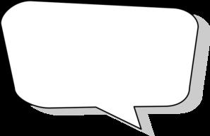 Comic clipart dialogue box Vector clip Clip Art at