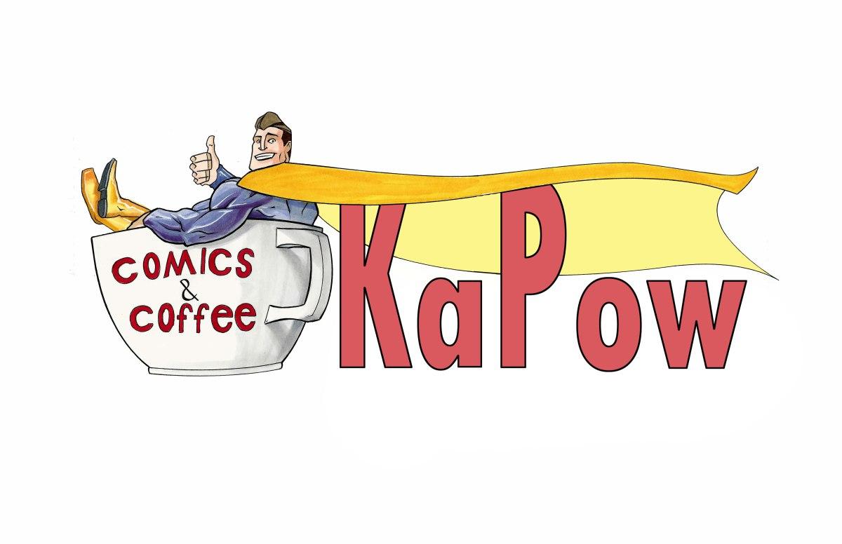 Comics clipart kapow Coffee Coffee Times & KaPow
