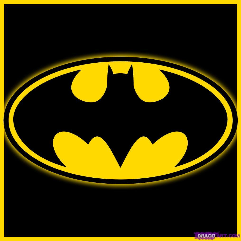 Drawn sykol text By FREE How  Batman