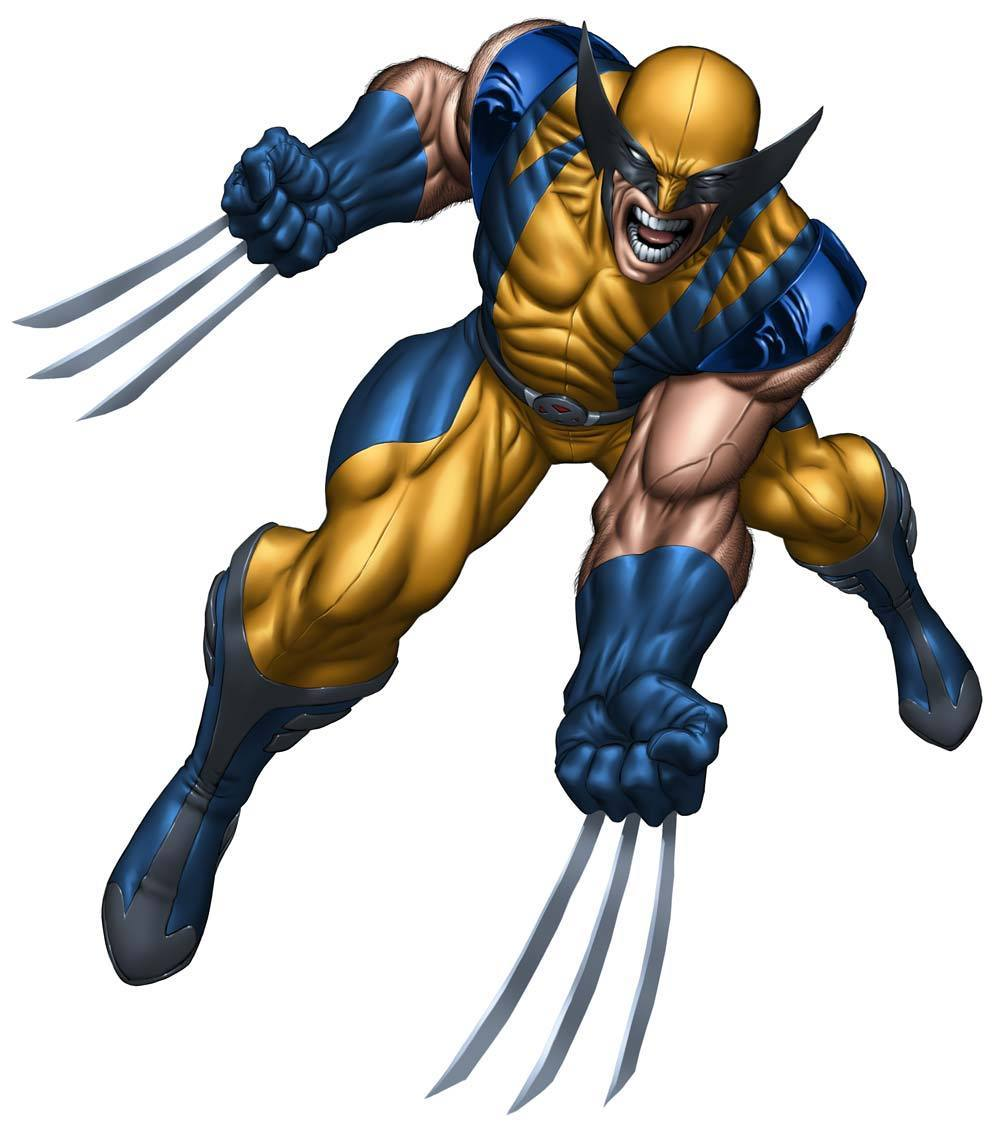 Wolverine clipart tiger claw Com Clipart Marvel Download 346