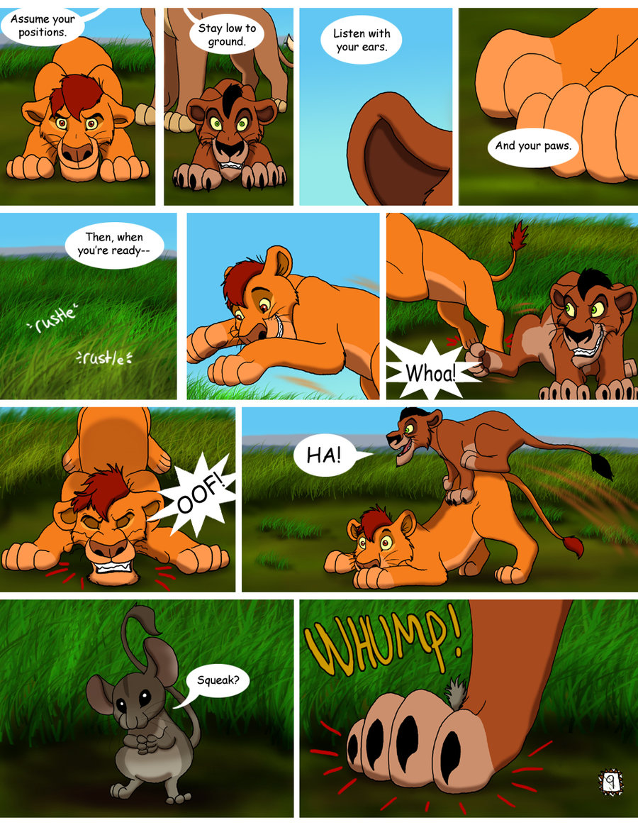 Comics clipart nala 244 by to on 137
