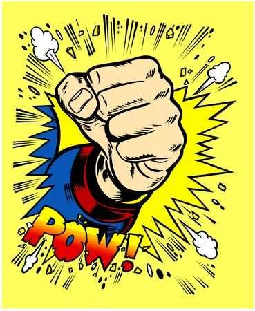 Comic clipart punch Images  172 best Pinterest