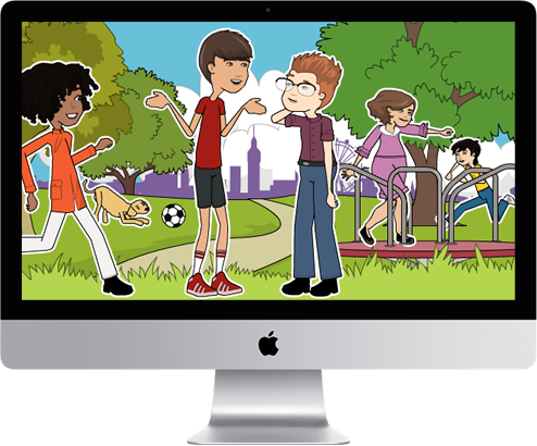 Comics clipart student project Lessons for World's Pixton Your