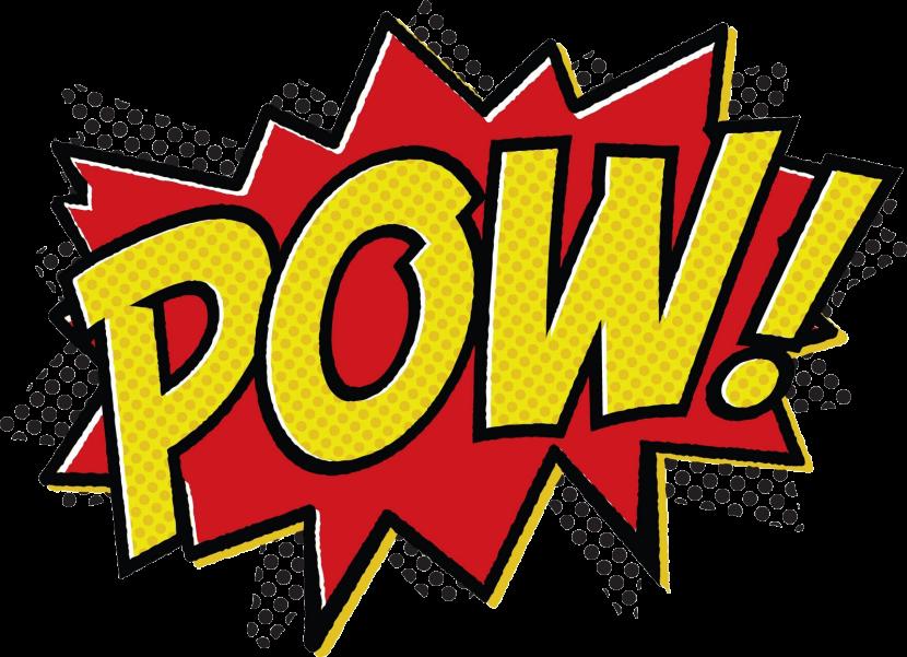 Comics clipart superhero #10
