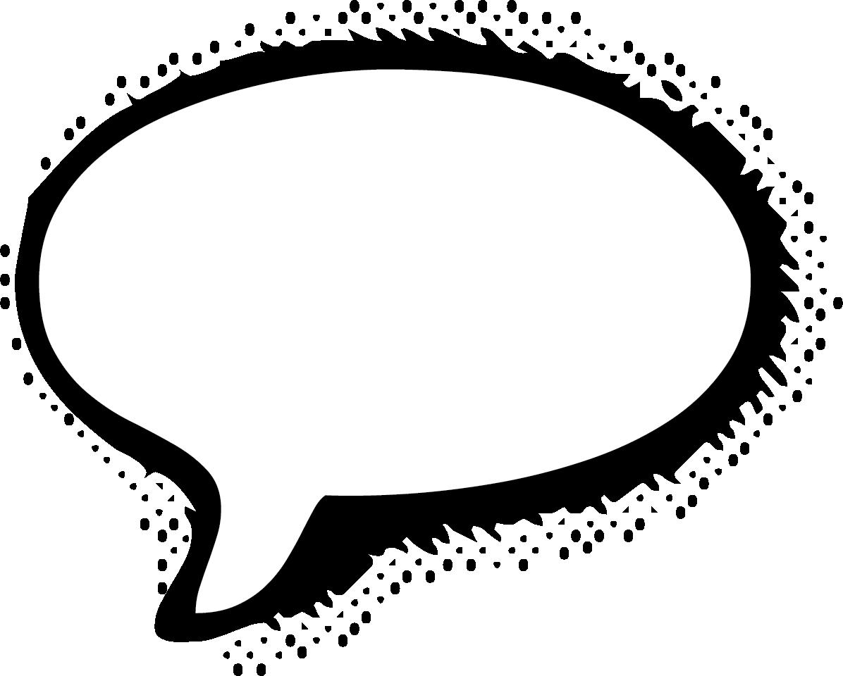 Comic clipart talk On Art Art Speech Download