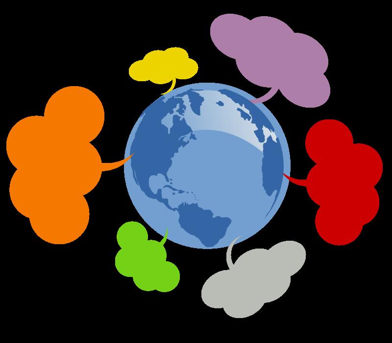 Community clipart Redes Community Download Mapa Clip