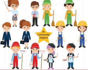 Pet clipart community worker Helpers Clip Clipart helpers Community