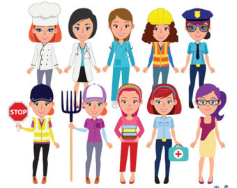 Community clipart cartoon Community instant png helpers Etsy