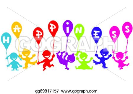 Community clipart childhood Concept concept with children and