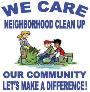 Community clipart clean community Keeping Bridlewood Community Cleanup Clean