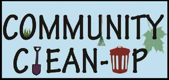 Community clipart clean community To Neighborhood Cleanup Clean a