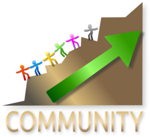 Community clipart community outreach Png Symbol City Middle Community