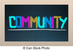 Community clipart community outreach Royalty Service  Illustrations and