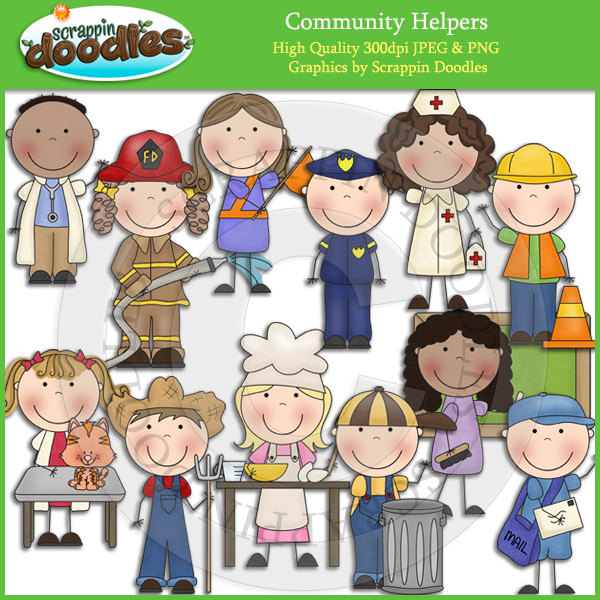 Pet clipart community worker Helpers Download Art Community helpers