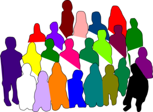 Community clipart diverse family Diverse at Clip vector Art