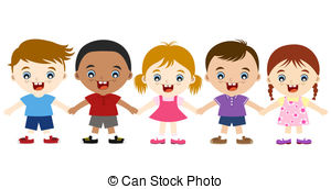 Community clipart multicultural And multicultural in Stock 3