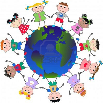Community clipart multicultural The Multicultural Sample World From