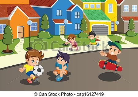 Community clipart neighborhood Street%20clipart Free Images Panda Neighborhood