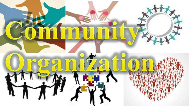 Community clipart organization Process a people Community organization