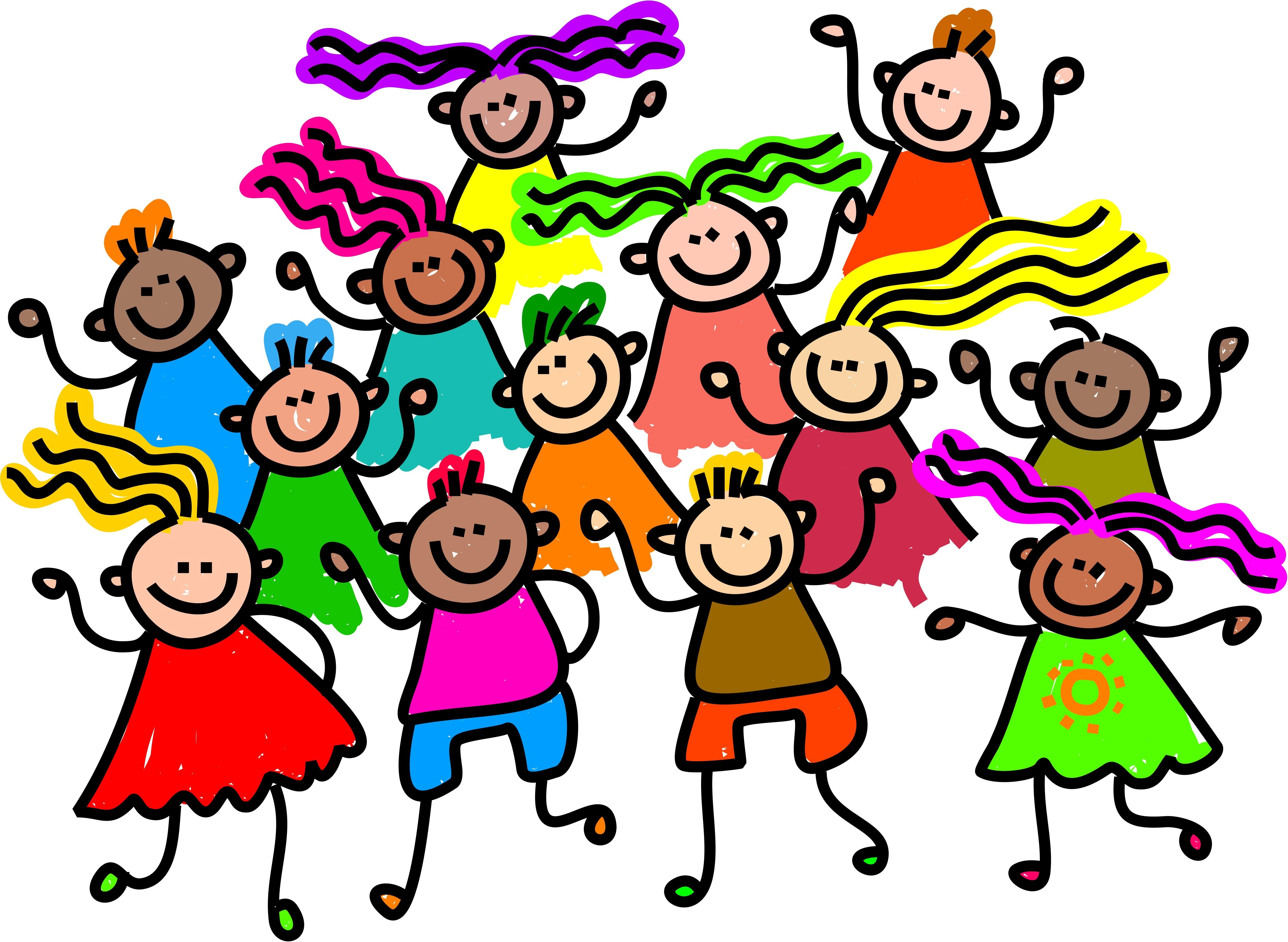 Community clipart participation Autism Levels group photo Participation