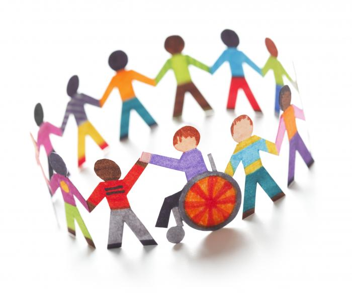 Community clipart physical disability Physical Cliparts School Zone Special