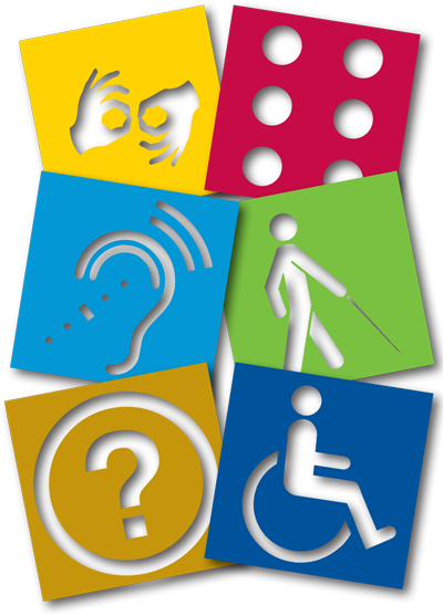 Community clipart physical disability Disability Disability Icons MCC Services
