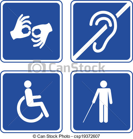 Community clipart physical disability Clipart Images Clipart disability%20clipart Disability