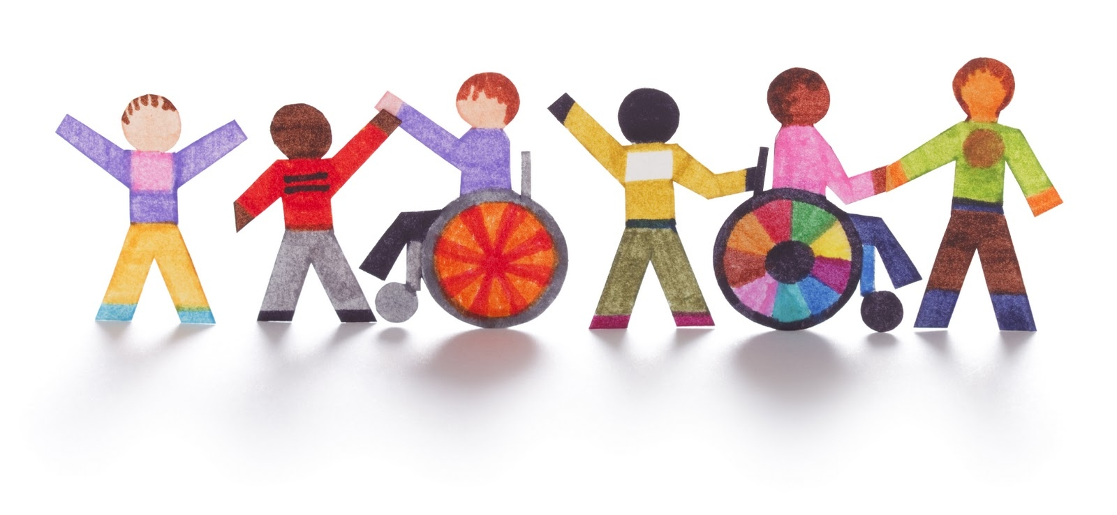 Community clipart physical disability Physical Zone Cliparts Disabled Children